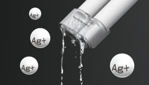 銀イオン水