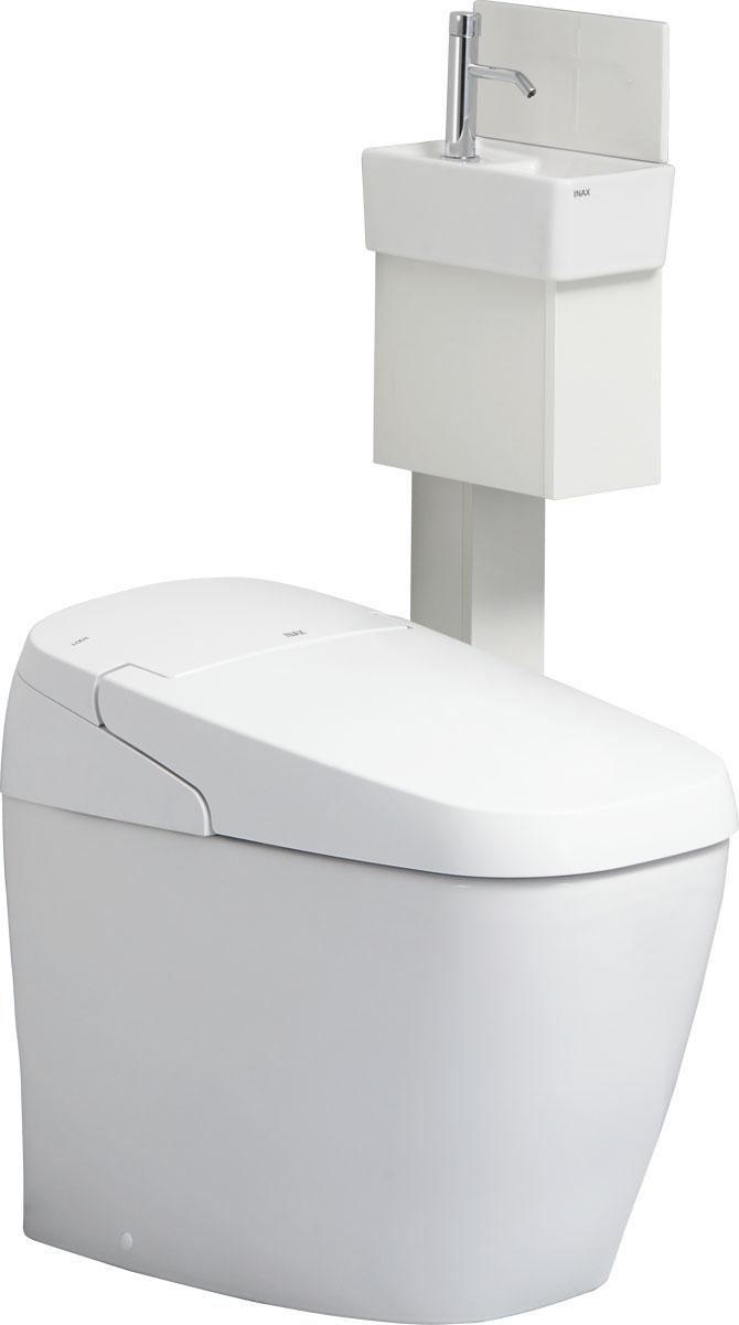 LIXIL サティスGリトイレ 手洗器付き コーナー型 GY6 YHYH-G216-34AHRX
