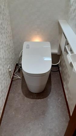 アラウーノL150+カウンター手洗い器